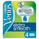 Venus Extra Smooth Razor Blade Refills x4