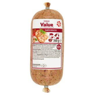 Tesco Value Salceson 360 g