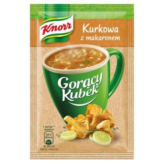 Knorr Gorący Kubek Kurkowa z makaronem 13 g