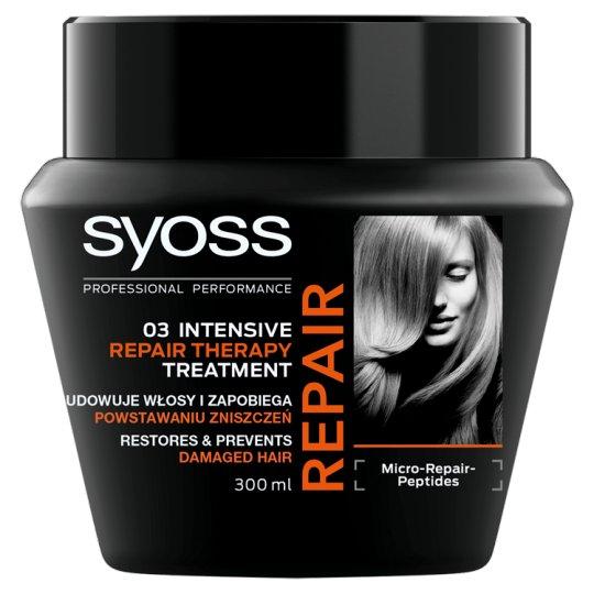Syoss Repair Therapy Intensywna kuracja do włosów 300 ml