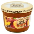 Tesco Low-sugar Peach Confiture 210 g