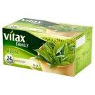 Vitax Family Herbata zielona 36 g (24 torebki)
