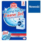 K2r Washing Machine Cleaner 3in1 150 g (2 Sachets)