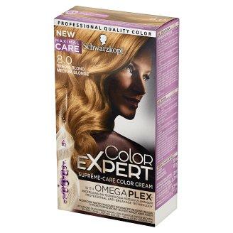 Schwarzkopf Color Expert Hair Colorant Medium Blonde 8.0