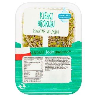 Tesco Kiełki brokułu 50 g