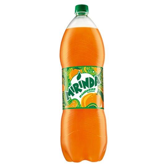 Mirinda Mandarine Napój gazowany 2 l
