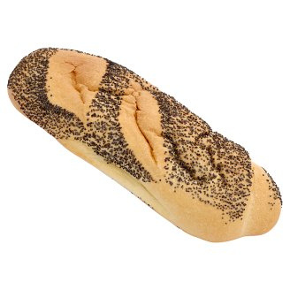 Mini Baguette with Poppy Seeds 120 g