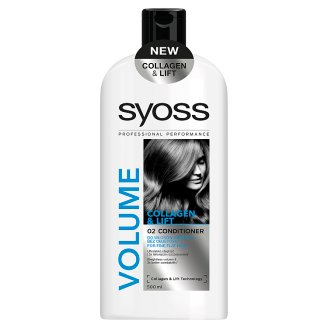 Syoss Volume Collagen & Lift Conditioner 500 ml