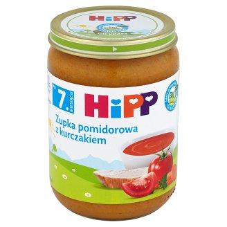 HiPP BIO Zupka pomidorowa z kurczakiem po 7. miesiącu 190 g