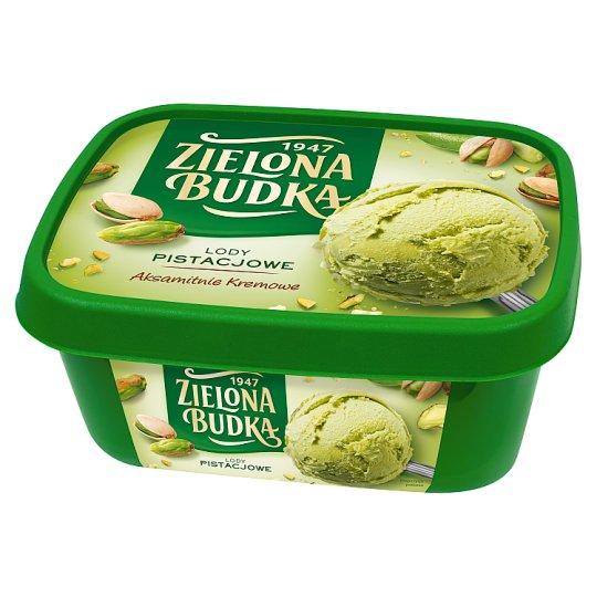 Zielona Budka Pistachio Ice Cream 1000 ml