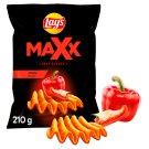 Lay's Maxx Chipsy ziemniaczane o smaku papryki 210 g