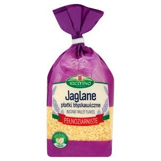 Szczytno Premium Jaglane płatki błyskawiczne 400 g