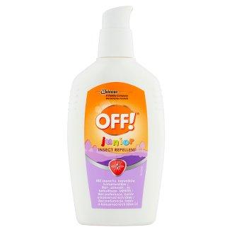 OFF! Junior Repelent przeciw komarom w żelu 100 ml