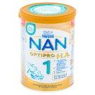 NAN OPTIPRO H.A. 1 Hypoalergiczne mleko początkowe w proszku dla niemowląt od urodzenia 400 g