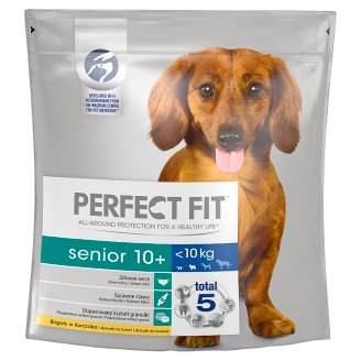 Perfect Fit Senior 10+ <10 kg Complete Food for Adult Dogs 1.4 kg