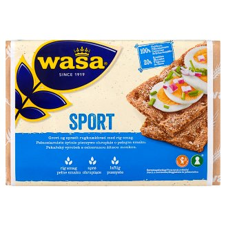 Wasa Sport Crispbread 275 g