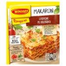 Winiary Pomysł na... Lasagne po bolońsku z parmezanem 45 g