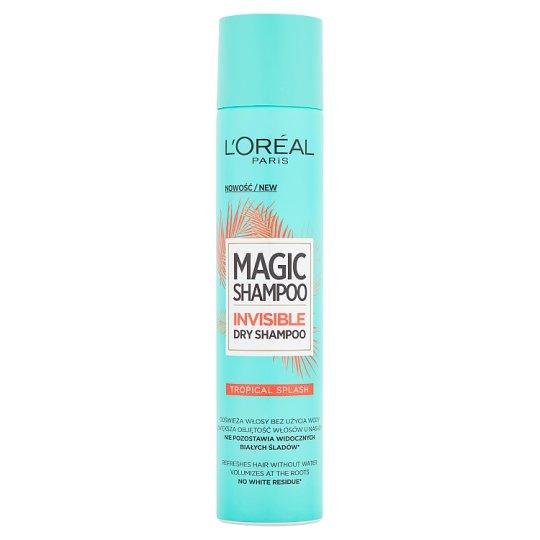 L'Oréal Paris Magic Shampoo Tropical Splash Suchy szampon 200 ml