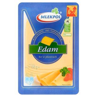 Mlekpol Sliced Edam Cheese 150 g