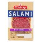 Könecke Salami z czosnkiem plastry 100 g