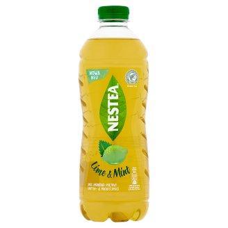 Nestea Napój herbaciany niegazowany o smaku limonkowo-miętowym 1,25 l