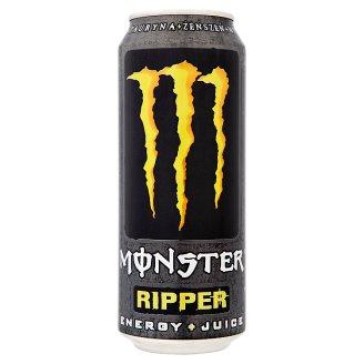 Monster Ripper Energy Drink 500 ml