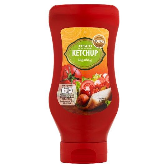 Tesco Mild Ketchup 500 g