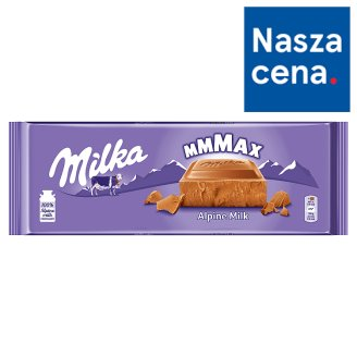 Milka Mmmax Alpine Milk Chocolate 270 g