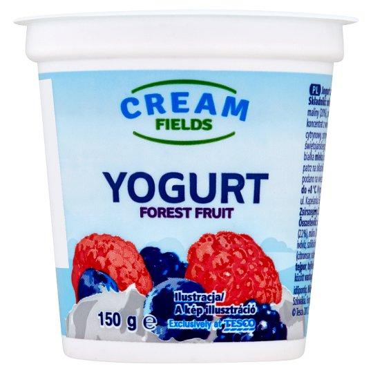 Cream Fields Forest Fruit Yoghurt 150 g
