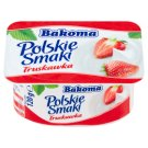 Bakoma Polskie Smaki Yoghurt Dessert with Strawberry 120 g