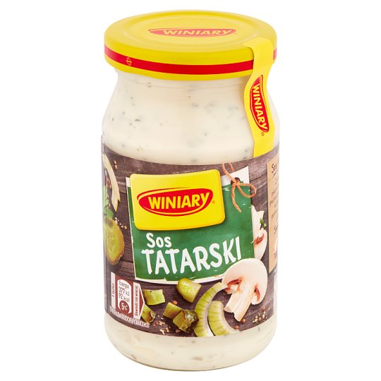 Winiary Tartar Style Sauce 250 ml