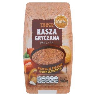 Tesco Kasza gryczana prażona 900 g