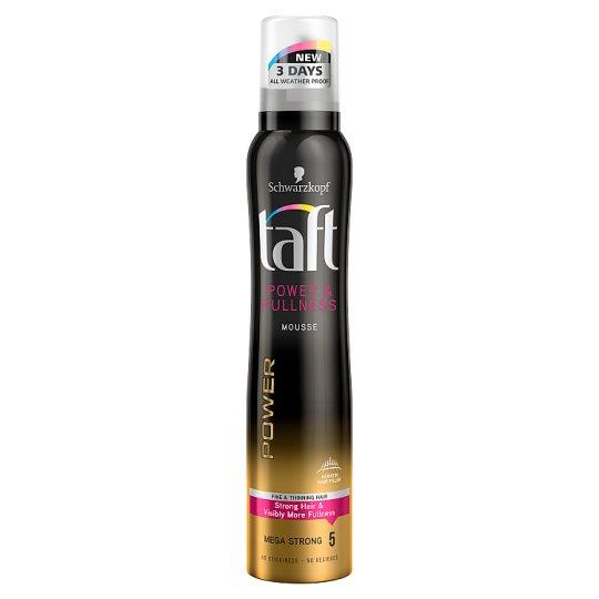 Taft Power & Fullness Pianka do włosów 200 ml