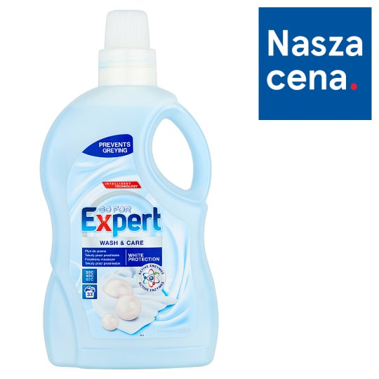 Go for Expert White Protection Wash & Care 2 L (33 Washes)