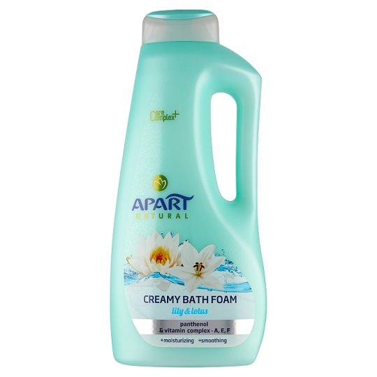 Apart Natural Lily and Lotus Cream Bubble Bath 1.5 L