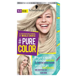 Schwarzkopf #Pure Color Hair Colorant Baby Blond 10.21