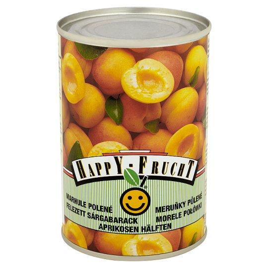 HAPPY FRUCHT Apricot Halves 410 g