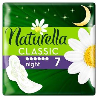 Naturella Classic Night Camomile Sanitary Towels x7