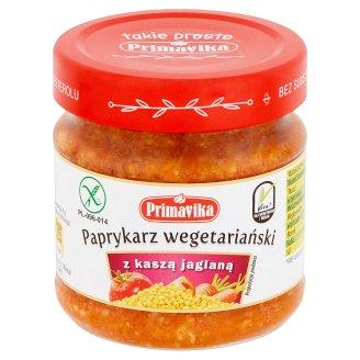 Primavika Vegan Paprikash with Millet Groats 160 g