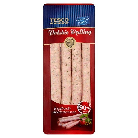 Tesco Polskie Wędliny Kiełbaski delikatesowe 200 g