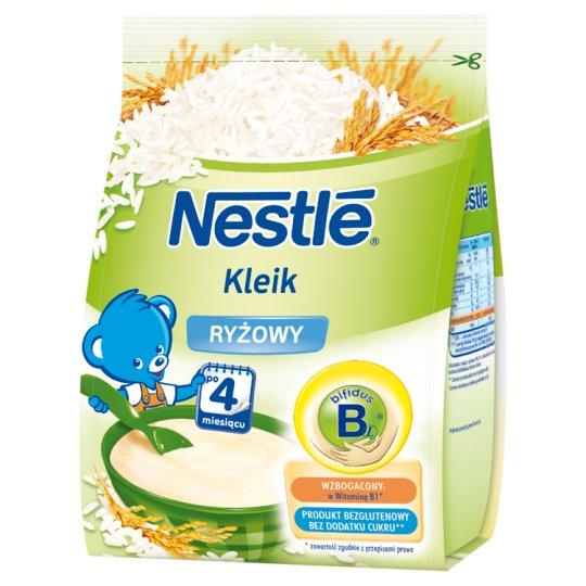 Nestlé Kleik ryżowy po 4 miesiącu 160 g