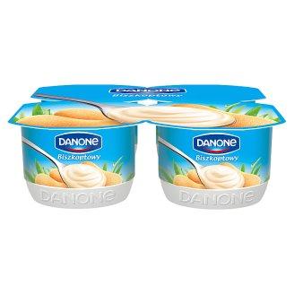 Danone Biszkoptowy Jogurt 480 g (4 sztuki)