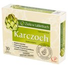 Colfarm Zioła w tabletkach Artichoke Dietary Supplement 30 Tablets