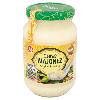 Tesco Delicious Mayonnaise 400 g