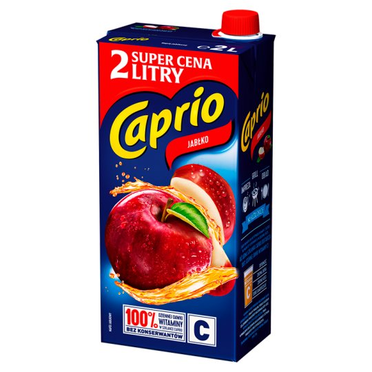 Caprio Apple Drink 2 L