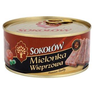 Sokołów Premium Pork Luncheon 300 g