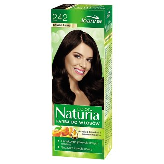 Joanna Naturia color Hair Dye Roasted Coffee 242
