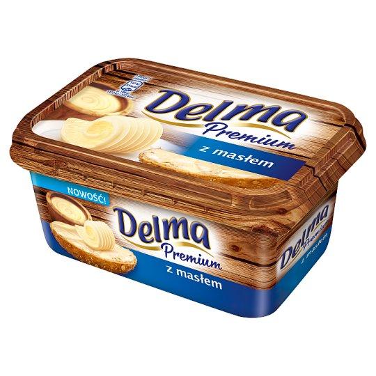 Delma Premium Miks tłuszczowy z masłem 450 g