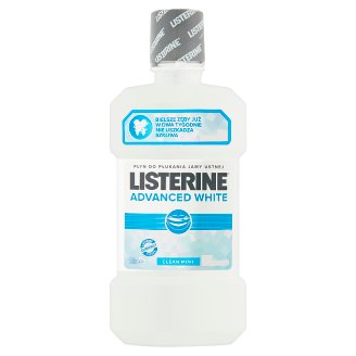 Listerine Advanced White Multi-Action Mouthwash 500 ml