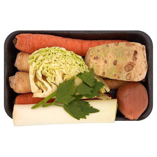 Soup Vegetables 600 g